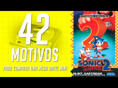 Sonic the Hedgehog 2. 42 motivos para comprar una Mega Drive Mini. (18/42)