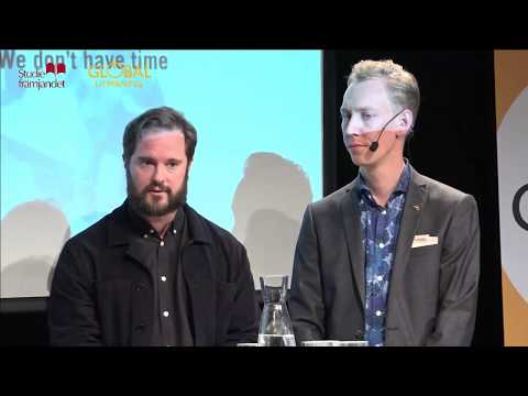 Hållbar framtid - har vi någon handbok för det? Seminarium om Agenda 2030 i Stockholm, november 2018