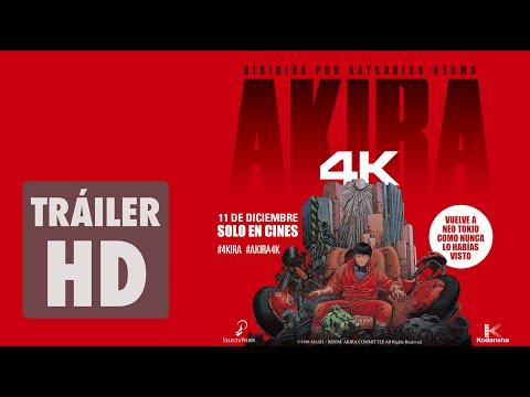 AKIRA 4K 11 de diciembre en cines – Tráiler oficial