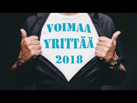 Voimaa Yrittää 2018 (12.1.2018)