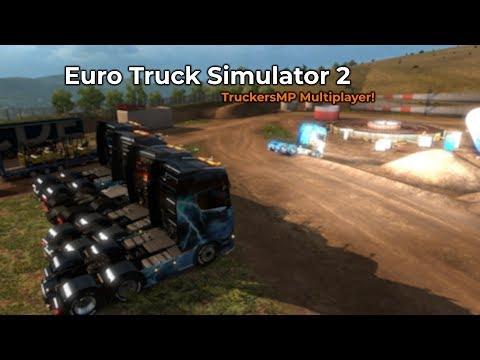 Euro Truck Simulator 2  TruckersMP Opname 22022018