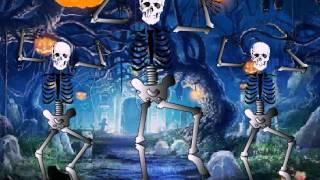La Noche De Los Esqueletos Danzantes