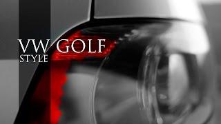 VW GOLF6 Style