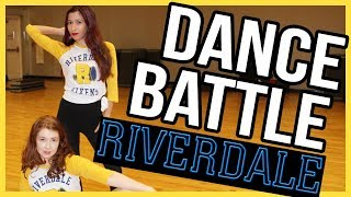 RIVERDALE DANCE OFF/BATTLE COVER