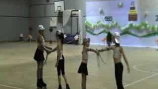 Festival d'estiu 2008: THE LUCKY TWICE SONG
