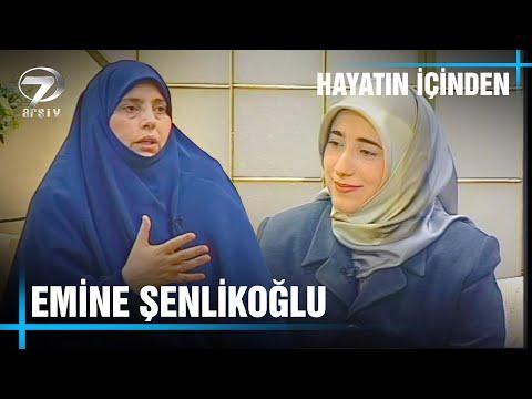 Özlem Zengin ile Hayatın İçinden - Emine Şenlikoğlu | 10 Şubat 1999