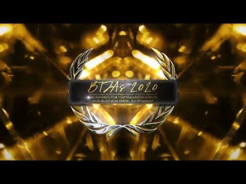 The Business Travel Journalism Awards 2020 (BTJAs)