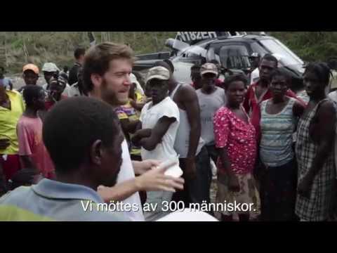 Efter orkanen Matthew på Haiti