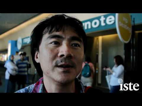 Highlights and Reactions to the ISTE 2012 DeforestACTION Keynote.mp4