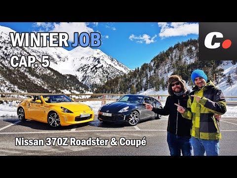 Nissan 370Z | Prueba / Test / Review en español | WINTER JOB Cap.5 | coches.net
