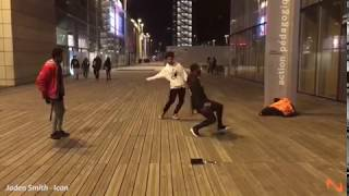 Jaden Smith - Icon (Dance Video)