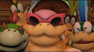Mario Bros vs Koopalings (SFM)
