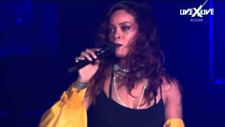 Rihanna - Rude Boy Live At Rock in Rio 2015 - HD