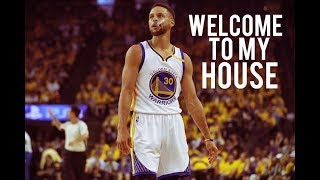 "Stephen Curry - ""Welcome To My House"""