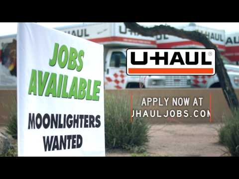 U-Haul Moonlighter Customer Service Representatives