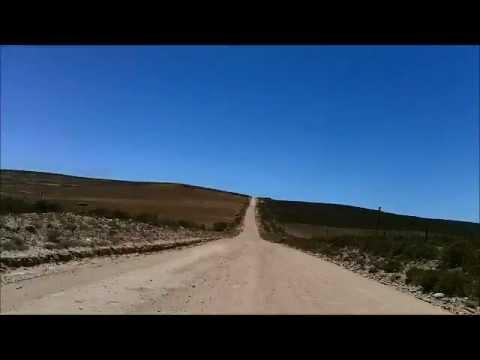 Day 19: Coast to Coast South Africa on Dahon Folding bikes.wmv