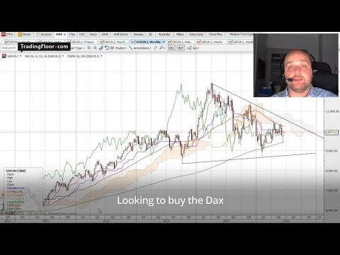 Looking to buy the Dax: O'Hare