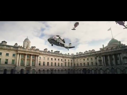 Objetivo: Londres - Trailer final español (HD)