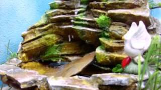 pequeas fuentes de agua feng shui jardines e interior