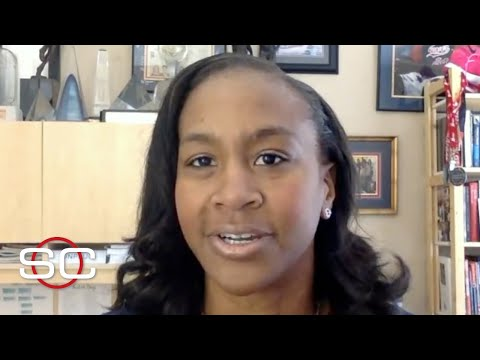 Tamika Catchings grateful to be first Lady Vol in Basketball Hall of Fame | SportsCenter