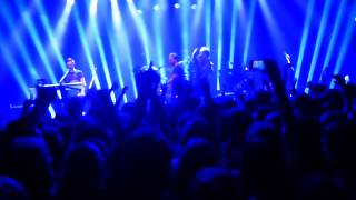 Bastille - Flaws - Live in Prague (Sasazu - 18. 3. 2014)