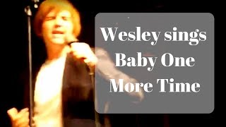 Britney Spears - Baby One More Time (Wesley Rodriguez Cover)