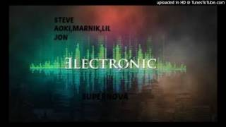 Steve Aoki, Marnik, Lil Jon - Supernova
