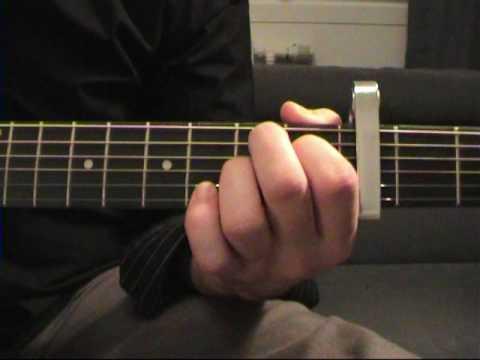Comment jouer Comme des enfants de Coeur de Pirate à la guitare