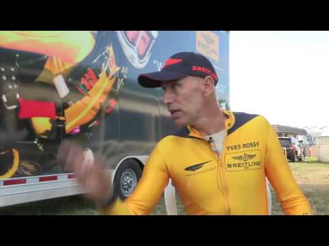 Yves Rossy Jetman Video