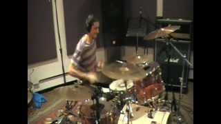 Volar Celesta - Grabando  en estudio 811 ( Anzuelo )
