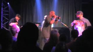 Jedi Mind Tricks /  Vinnie Paz  - i against i Live Cologne Concert