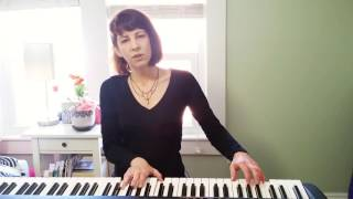 Is You Is or Is You Ain't My Baby- piano cover by Florie Namir