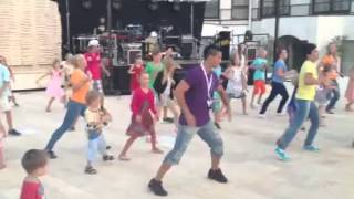 Kids Pula , Croatia Disco dance every night at 8pm