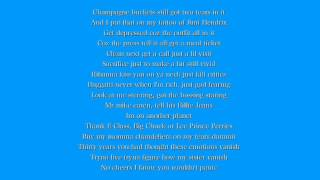 Flo Rida - I Cry (with Lyrics)