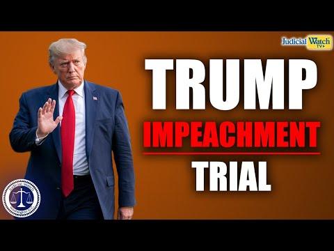 Senate Impeachment Trial of President Trump