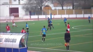 Resumen Osuna Bote Club  vs C D Coronil