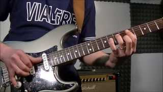 Dire Straits - Sultans Of Swing Solo Cover