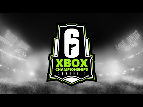 R6S Xbox Championships Season #1 - FINALE Tag 2