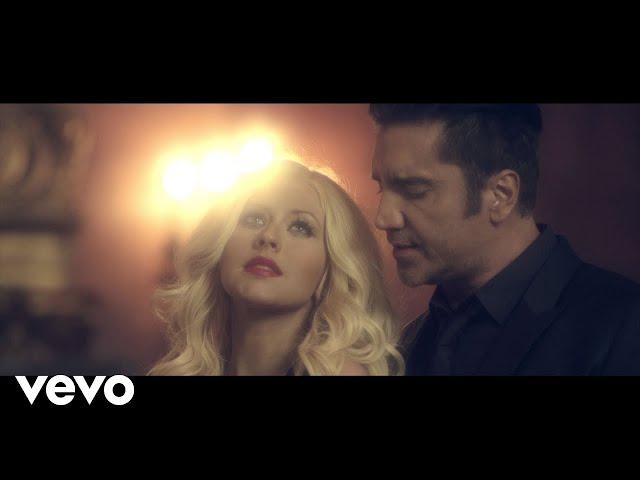 Video oficial de Alejandro Fernández con Christina Aguilera Hoy Tengo Ganas de Ti