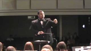 Conducting- Copland, Variations on a Shaker Melody