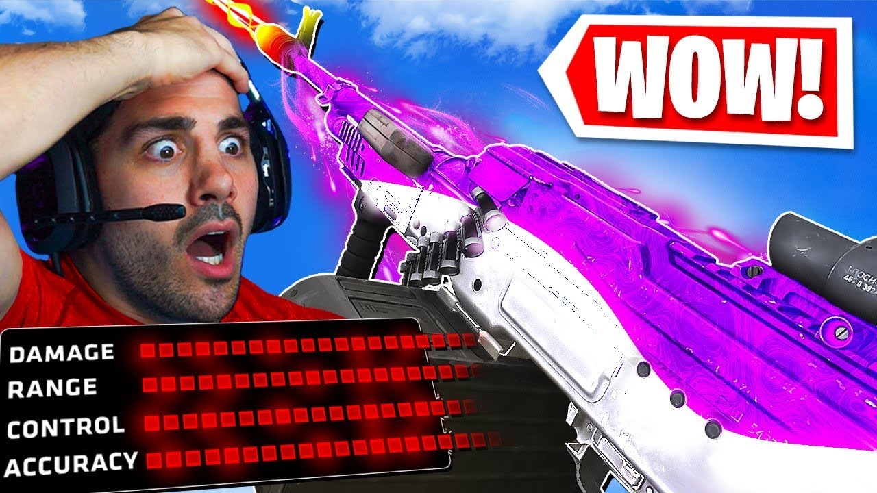 NICKMERCS - This LMG Changes EVERYTHING in Warzone! 😍 Try This Class NOW!