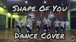 ED SHEERAN - Shape Of You | Mastermind Choreo | Dance Cover