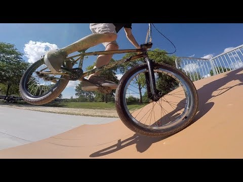 BMX: Quincy Skatepark Session - 150.000 Subscribers?