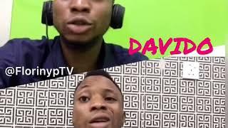 LOL! Watch DMW Crew react to Davido's freestyle in Newyork