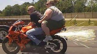 Engraçadas quedas de motos #2/ fail motorcycle 2015