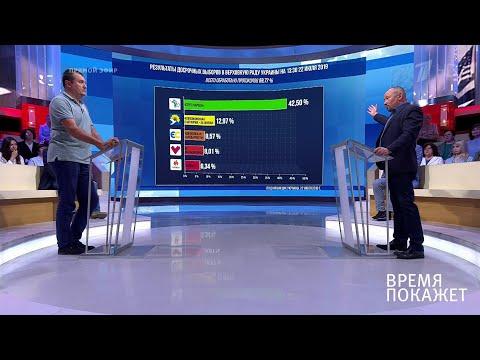 Выборы в Раду. Часть 2. Время покажет.  22.07.2019