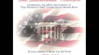 "HOLST Suite No. 1 in E-flat: Intermezzo - ""The President's Own"" U.S. Marine Band (1997)"