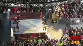 Smyths Toys Superstores - WWE RAW Finn Bálor's Return - Fan Footage