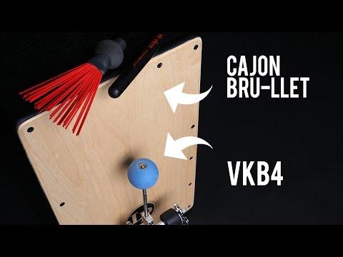 Product Spotlight: Cajon Bru-llet & VKB4