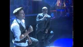 Omar Acedo y Omar Enrique EN VIVO - Premios Pepsi Music 2015
